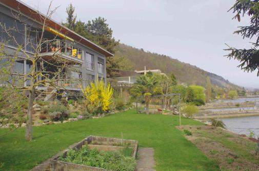neubau doppeleinfamilienhaus vingelz