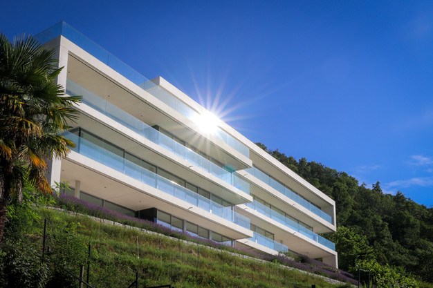 neubau 6-familienhaus mit villa biel vingelz