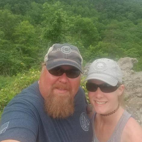Tony & Becca McCallum