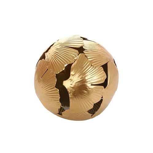 Esfera De Metal Decorativa