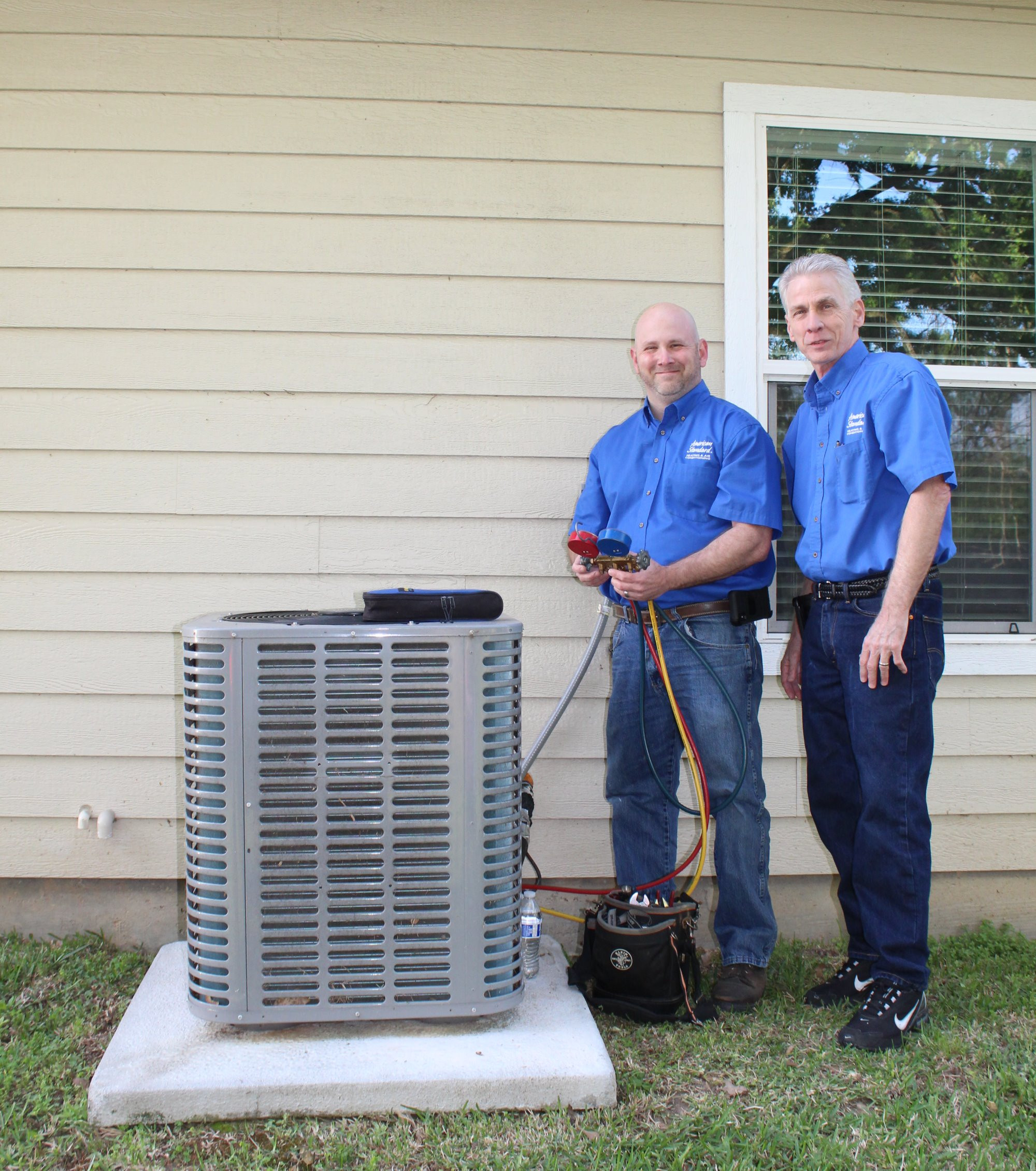 Home Air Conditioning Check Up / Service