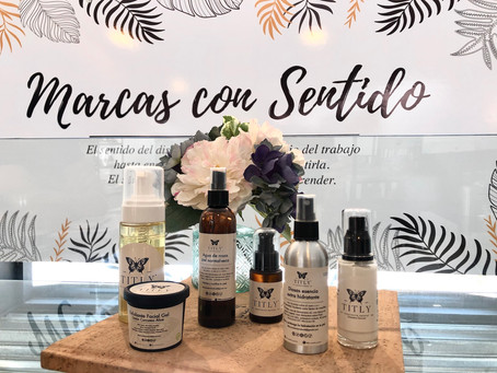 TITLY: COSMÉTICA COMESTIBLE
