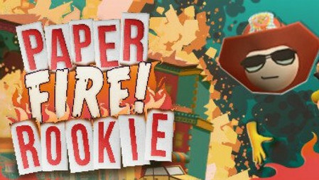 Paper Fire Rookie