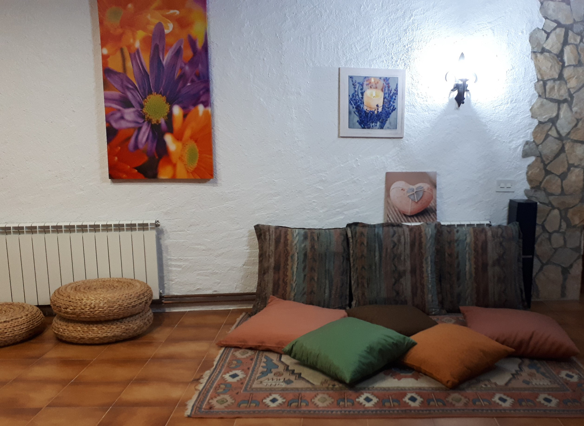 Detalle sala meditacion-ioga
