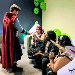 Dr. Strange-- Magic Show