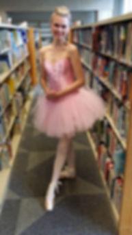 Ballerina for Hire