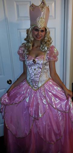 Glinda/Princess/Fairy