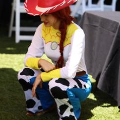 Jessie-- from Toy Story