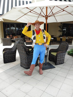 Woody-- From Toy Story