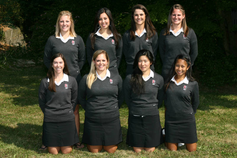 Women's Golf Team Photo 2012-13