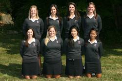 Women's Golf Team Photo 2012-13