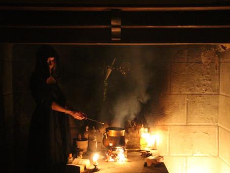 Sorcières et sorcellerie