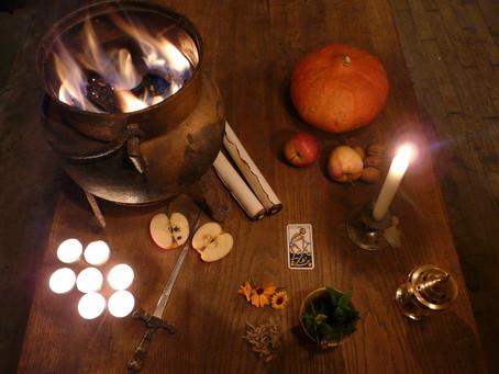 Sabbat de Samhain, 31 octobre