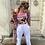 Thumbnail: Maigi rozā T-klekls, Ake