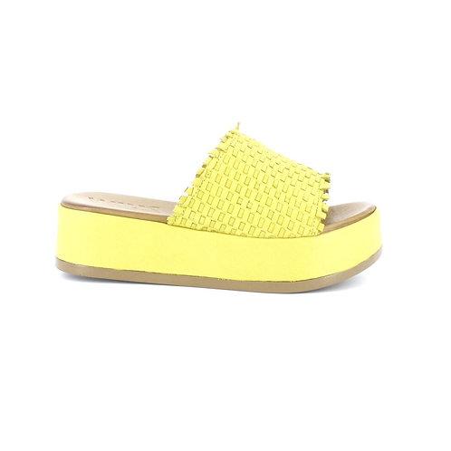Ādas zandales Melluso Shoes