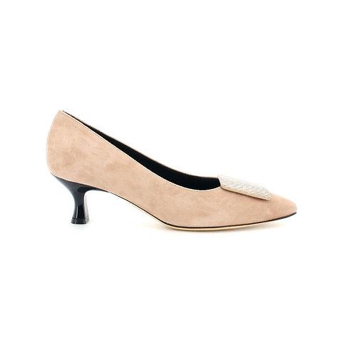 Ādas laiviņas Melluso Shoes