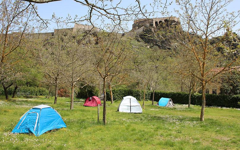 camping chez bartho, tente, tavignano