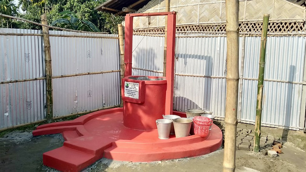 DONATE A WATER WELL FOR A VILLAGE