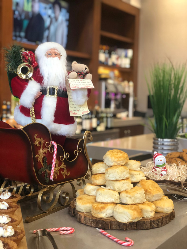 Brunch with Santa 2019