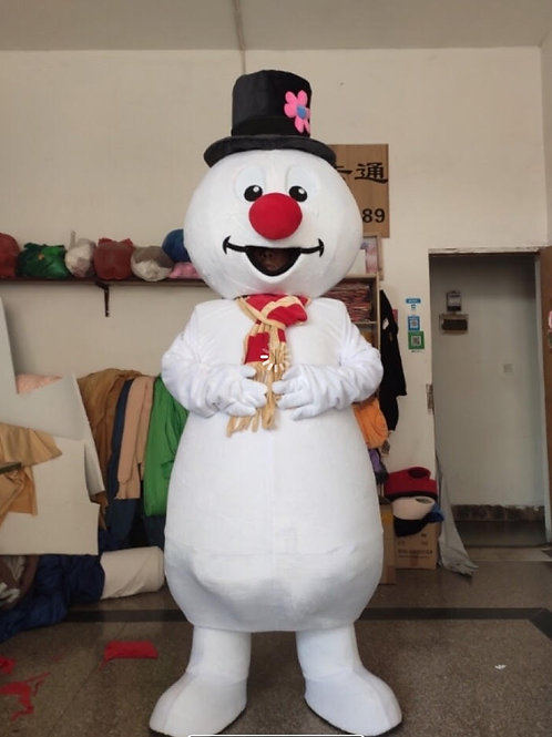 Frosty the snowman- RENTAL FEE: $ 65.00