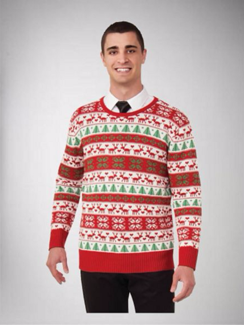 UGLY CHRISTMAS SWEATER-RENTAL FEE $10.00
