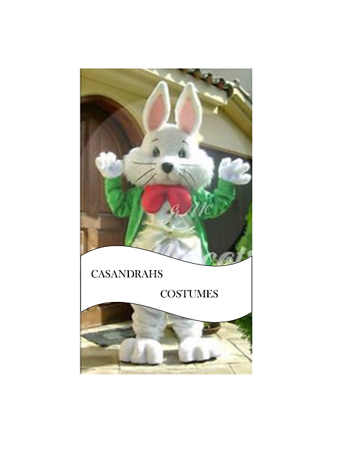 EASTER BUNNY #2 - RENTAL FEE $65.00