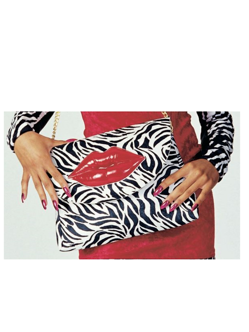 ZEBRA PRINT POCKETBOOK