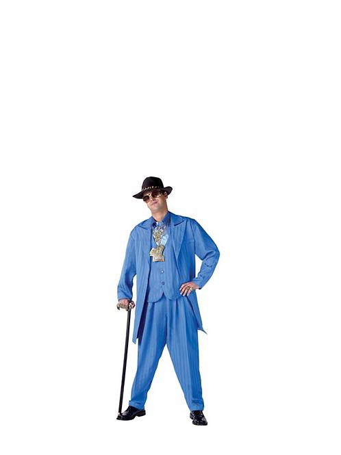 BLUE GANGSTER -RENTAL FEE $40.00