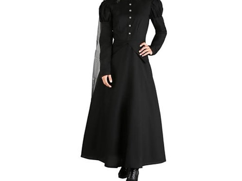 DARK VICTORIAN LADY-RENTAL FEE: $ 60.00
