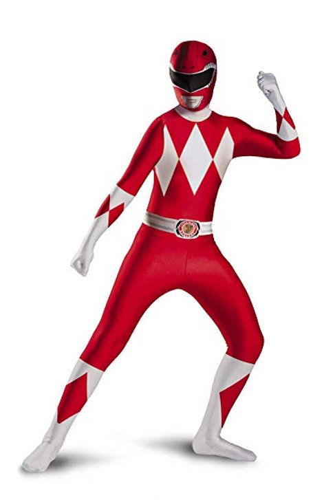 Red Power Ranger - Rental Fee: $ 40.00