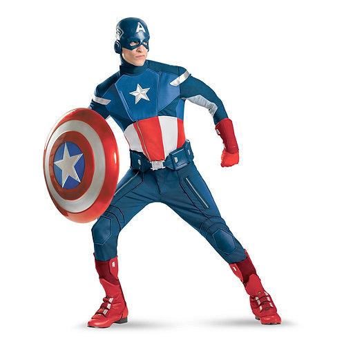 Captain America - Rental Fee: $60.00