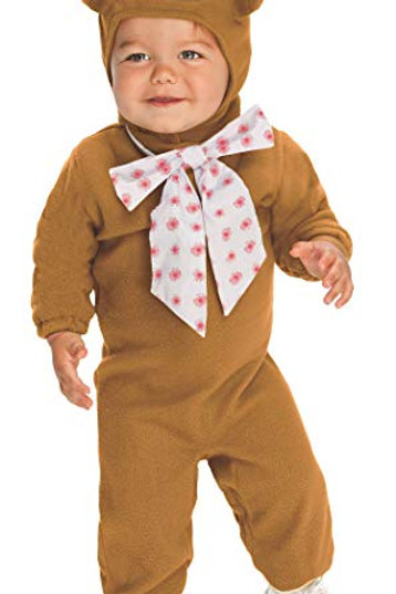 Infant Fozzy The Bear costume