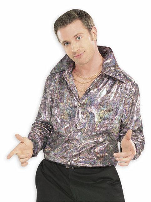 Lame disco shirt