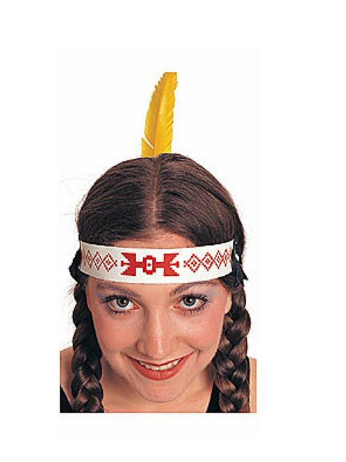 Wampum Native American Headdress