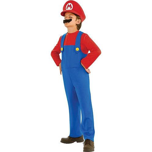 Super Mario Brothers-Mario