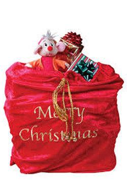 Christmas Toy bag