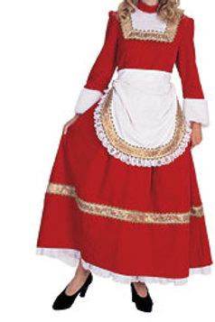 OLD TIME MRS CLAUSE - RENTAL FEE: $60.00