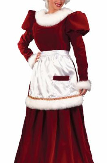 Deluxe Mrs Clause - RENTAL FEE: $60.00