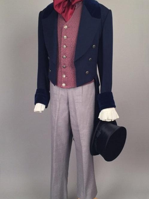 Victorian Man-RENTAL FEE: $70.00
