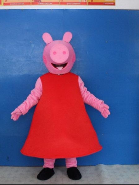 CUTE PIG GIRL - RENTAL FEE: $65.00