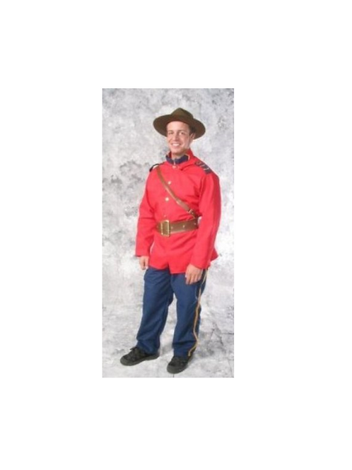 MOUNTIE - RENTAL FEE $50.00