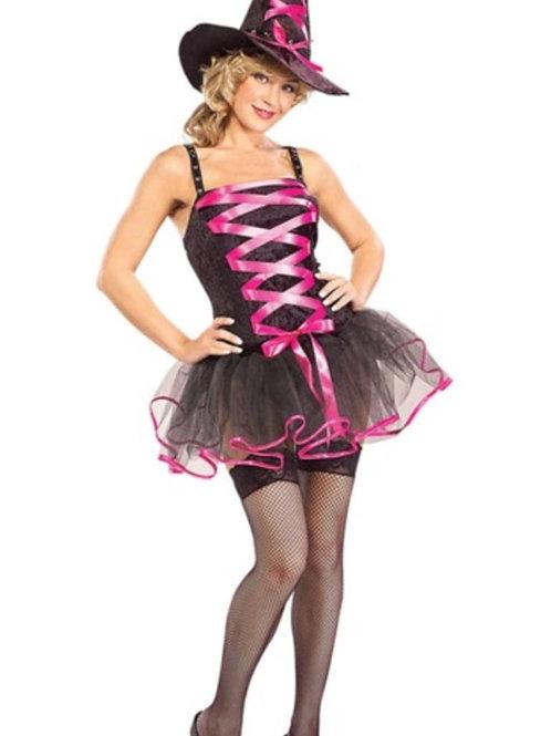 Pink Ballerina Witch