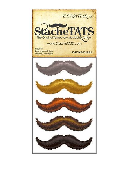 STACHE TATS