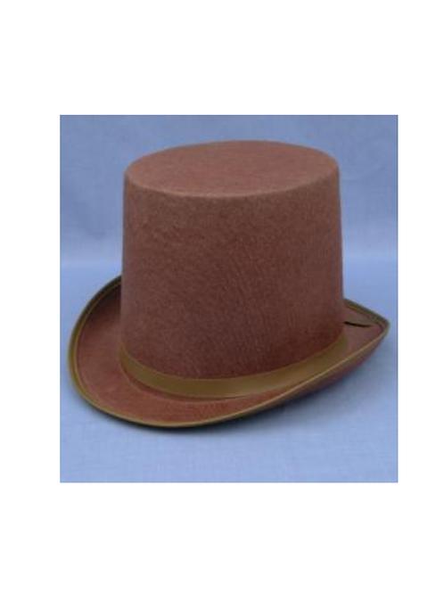 BROWN COACHMAN HAT