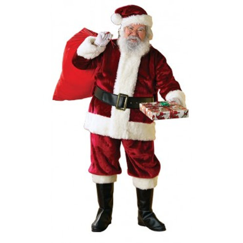 PLUSH SANTA-RENTAL FEE: $260.00