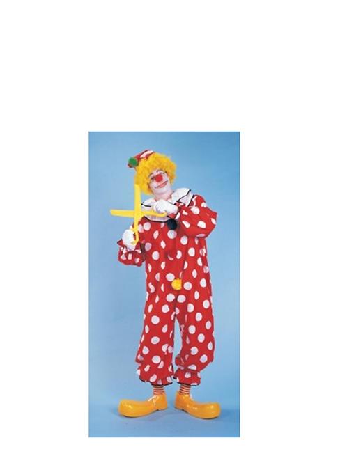 Dots the clown