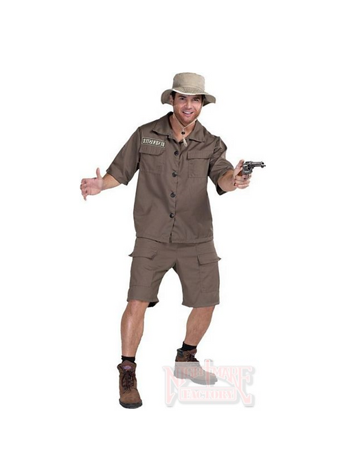 SAFARI GUY - RENTAL FEE $50.00