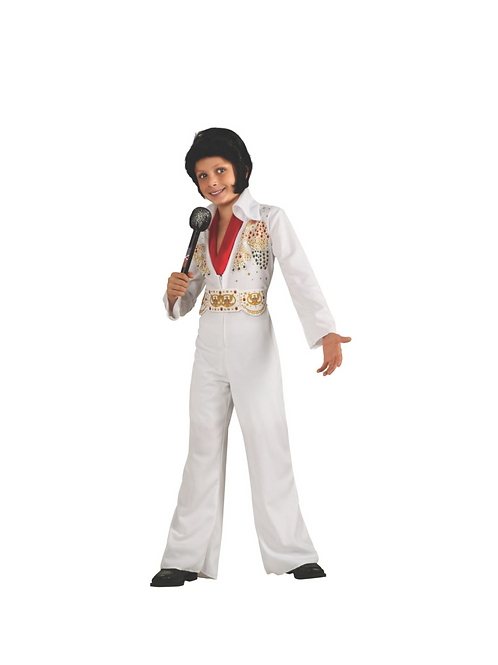 KIDS THE KING COSTUME