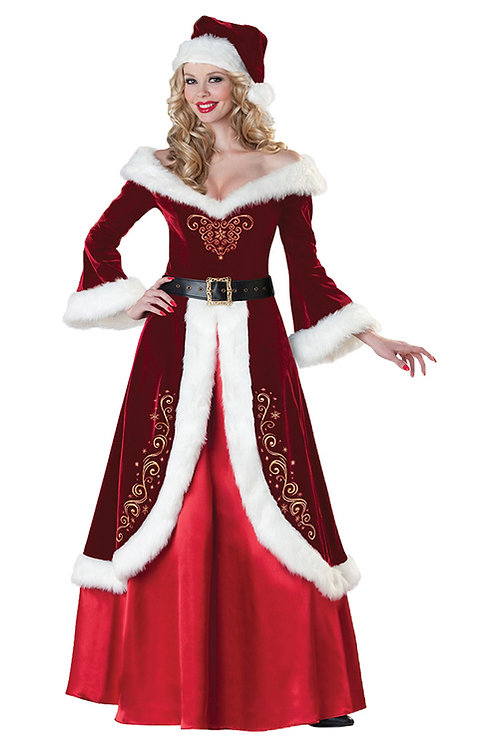 SEXY MRS CLAUSE-RENTAL FEE: $60.00