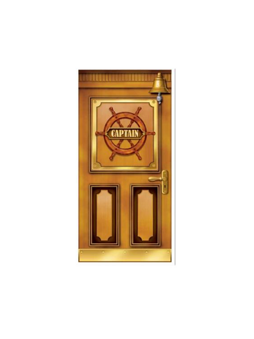 CRUISE SHIP DOOR COVER